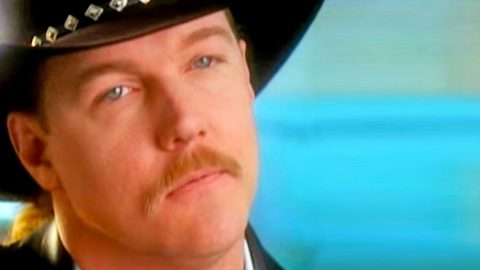 True Love Can Be Found In Trace Adkins' 'There's A Girl In Texas"