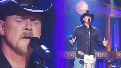 Trace Adkins – You're Gonna Miss This (Live at the Grand Ole Opry) (VIDEO) | Country Music Videos