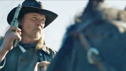 Trace Adkins Makes His Return To The Silver Screen With Badass Western | Country Music Videos