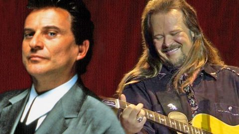 Unlikely Duo Travis Tritt and Joe Pesci Rock Out With Energetic Performance (VIDEO) | Country Music Videos