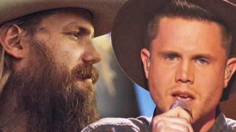 'American Idol' Champ Trent Harmon Delivers Smooth As Honey Rendition Of 'Tennessee Whiskey' | Country Music Videos