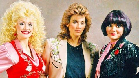 Dolly Parton Announces New 'Trio' Collection With Rare