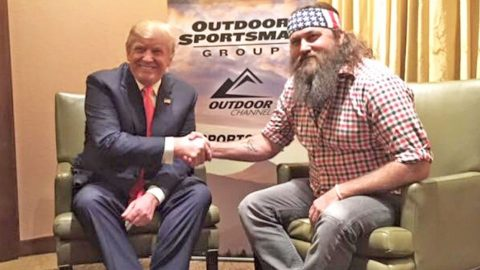 Did 'Duck Dynasty' Help Donald Trump Win The Presidential Election? | Country Music Videos