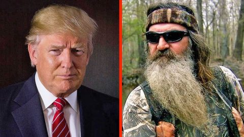 Phil Robertson Reveals He Wants To Help Donald Trump In A BIG Way | Country Music Videos