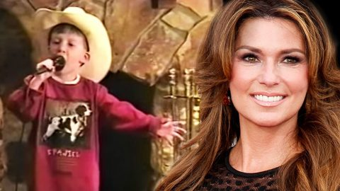 Three-Year-Old's Passionate Rendition of Shania Twain's 'From This Moment On'   Country Music Videos