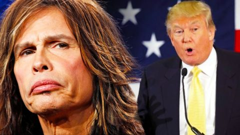 Steven Tyler Takes Legal Action Against Donald Trump And His Campaign | Country Music Videos
