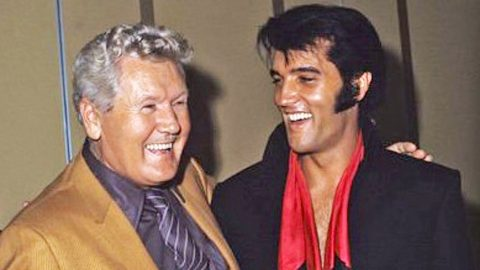 Elvis Presley's Father Beams With Pride In Emotional Reflection On His Son's Career | Country Music Videos