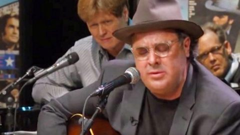 Hear Vince Gill Sing About Being 'Lost In A World Without Haggard' In Tearjerking Tribute | Country Music Videos
