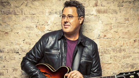 Vince Gill Welcomes First Granddaughter | Country Music Videos