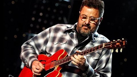 Vince Gill & The Tractors Rock ACMs With Killer Stevie Ray Vaughan Cover | Country Music Videos