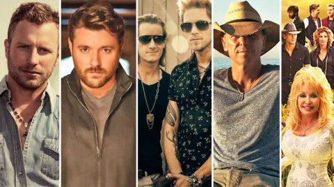 52nd Annual ACM Awards Announces Vocal Event Of The Year | Country Music Videos