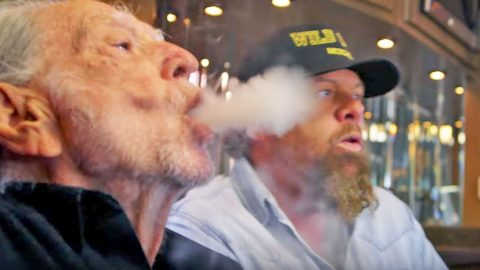 Toby Keith & Willie Nelson Co-Star In High-larious Video For 'Wacky Tobaccy' | Country Music Videos