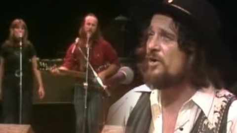 Waylon Jennings – Good Hearted Woman | Country Music Videos