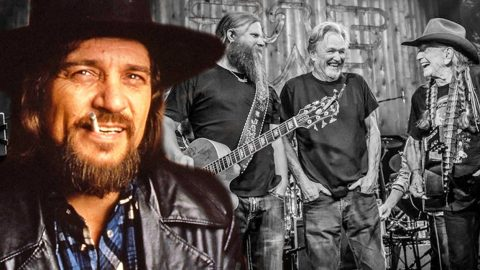 Country Stars Honor Waylon Jennings With A Star-Studded Tribute For The History Books   Country Music Videos