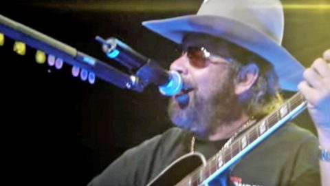 Crowd Goes Wild For Hank Williams Jr.'s 'Whiskey Bent And Hell Bound' | Country Music Videos
