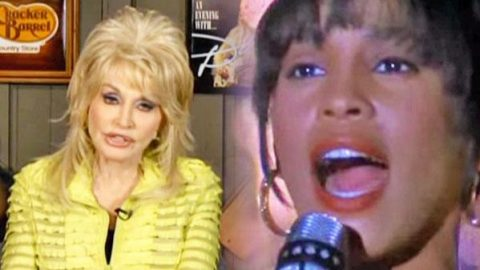 Dolly Parton Talks Whitney Houston Singing 'I Will Always Love You' (VIDEO) | Country Music Videos