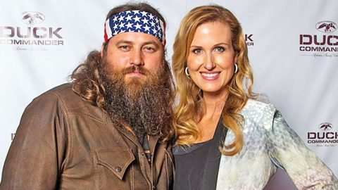 Willie & Korie Robertson Happily Announce They Are Adopting Another Child | Country Music Videos