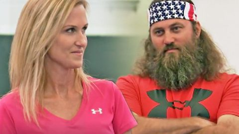 Korie Robertson Wants Revenge On Prankster Husband Willie, What She Does Next Will SHOCK You! | Country Music Videos