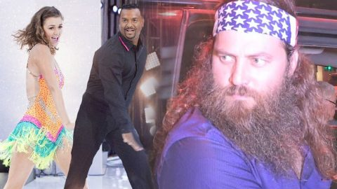 Willie Robertson Seeks Revenge On Alfonso Ribeiro For Beating Daughter on 'DWTS' | Country Music Videos