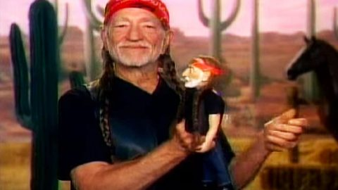 Willie Nelson Gives Hysterical Tax Advice In Side Splitting Super Bowl Commercial   Country Music Videos