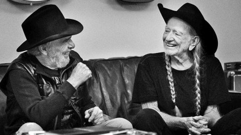 Willie Nelson Reveals His Favorite Merle Haggard Song, Reflects On 50 Years Of Friendship | Country Music Videos