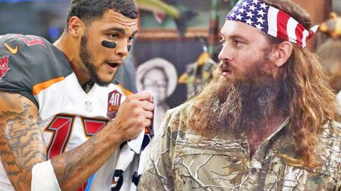 Willie Robertson Slams NFL Player For Protesting The National Anthem | Country Music Videos