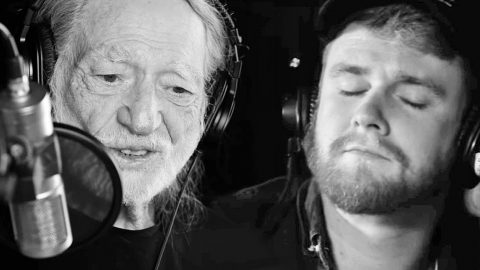 Willie Nelson Joins Ben Haggard For Tear-Jerking Music Video In Tribute To Merle | Country Music Videos