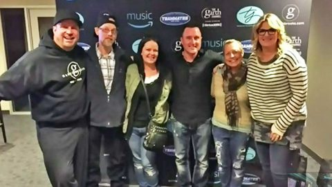 Garth Brooks Gives Couple Battling Cancer An Epic Surprise | Country Music Videos