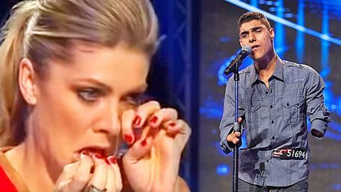 X Factor Contestant's Tragic Past Leads To A Must-See, Tearful Performance | Country Music Videos