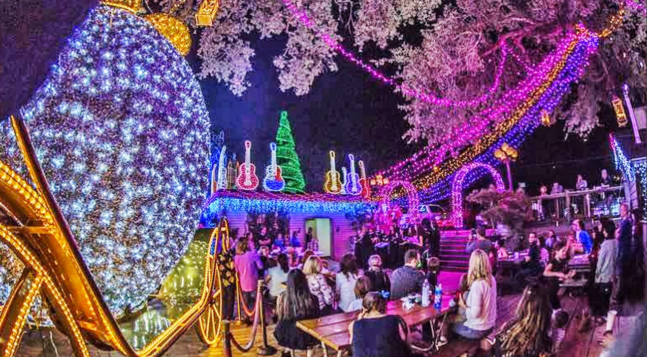 Top 10 Southern Christmas Light Displays You Have To See In Your ...