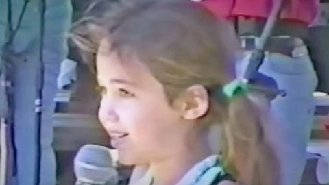6-Year-Old Miley Cyrus Performs George Jones' 'Why Baby Why' At Dad's 1999 Show | Country Music Videos