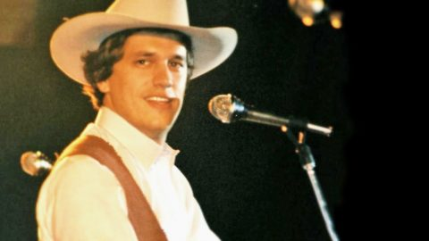 Rare Recording Of George Strait's First Ever Single Before He Was Famous | Country Music Videos