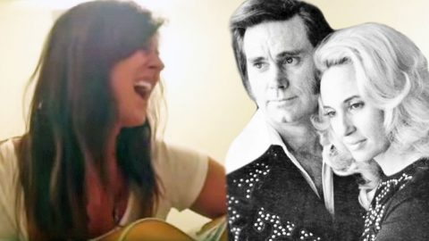 Young Woman Stuns With Heart-Wrenching Rendition Of 'He Stopped Loving Her Today' | Country Music Videos