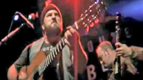 Zac Brown Steals The Show With Mind-Blowing Guitar Solo | Country Music Videos