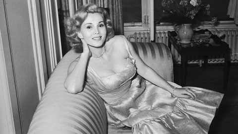 Legendary Hollywood Actress Zsa Zsa Gabor Dead At 99 | Country Music Videos