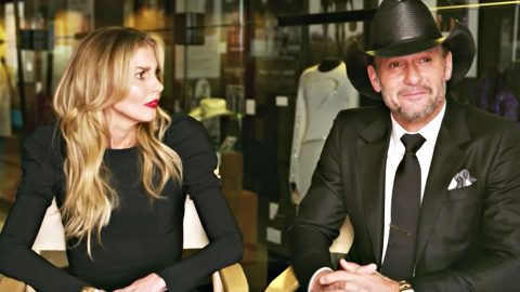 Faith Hill Blown Away By Tim McGraw's Fart Joke | Country Music Videos