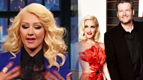 """Christina Comes Clean About Blake & Gwen """"Feud""""   Country Music Videos"""