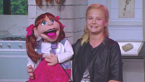 Darci Lynne & Puppet Treat Kellie Pickler To Pure Country Performance – Y'all Will Love It | Country Music Videos