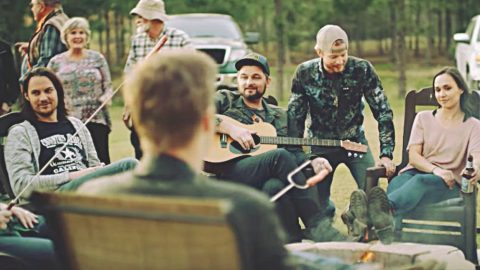 Home Free's Music Video For Original Song 'Good Ol' Boy Good Time'   Country Music Videos
