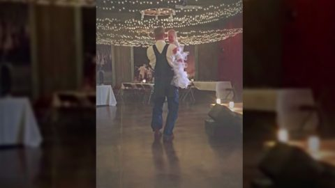 Watch Rory & Indy Feek Share Precious Father-Daughter Dance To Keith Whitley Song | Country Music Videos