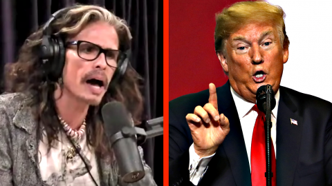 Why Steven Tyler Slapped Donald Trump With A Lawsuit | Country Music Videos