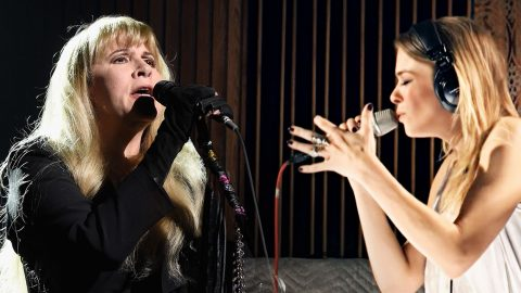 Stevie Nicks Joins LeAnn Rimes For Song That Left Her In Tears | Country Music Videos