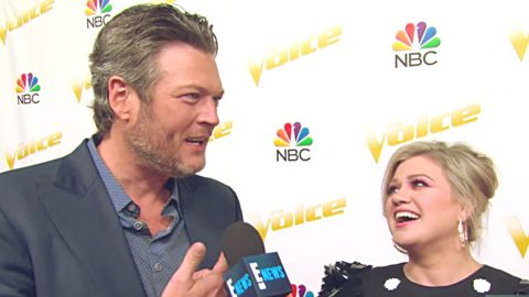 Love Blake Shelton & Kelly Clarkson? Then You'll Want To Hear Their Announcement | Country Music Videos