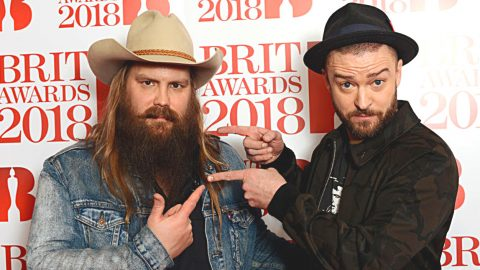 Will Chris Stapleton Ever Record With Justin Timberlake Again? He Spills The Beans… | Country Music Videos