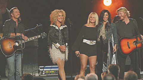 Little Big Town Just Spilled A Secret About Tour With Miranda Lambert | Country Music Videos