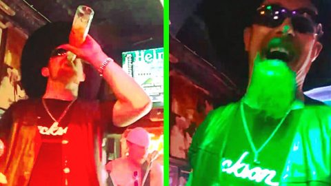 Waylon's Grandson Strolls Into A Bar, Then Someone Recognizes Him… | Country Music Videos