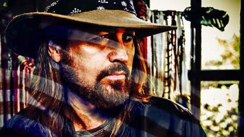 Billy Ray Cyrus Makes Epic Comeback With Thundering Patriotism Ballad | Country Music Videos