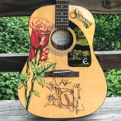 Shenandoah 'Two Dozen Roses' Signed Guitar Giveaway
