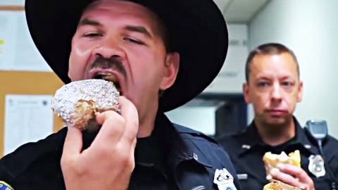Lady A Gets The Police Lip Sync Treatment & It's The Best Yet | Country Music Videos
