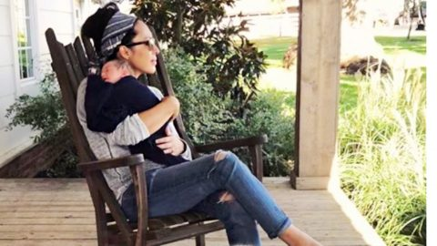 Chip Gaines Just Shared His First Photo Of Baby Crew & It's Too Precious | Country Music Videos